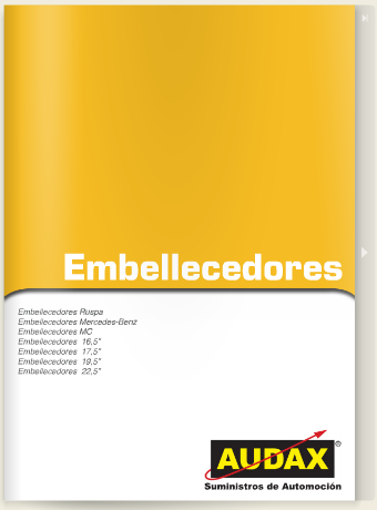 Embellecedores